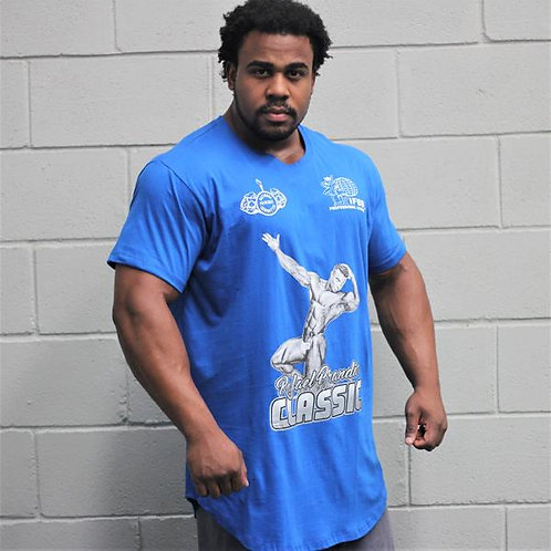 Camiseta Rafael Brandão Classic - Azul