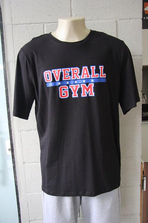Camisa Overall Gym Respect - Preta