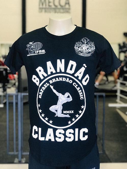 Camiseta RB Classic 2020 - Preta