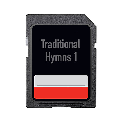 Traditional Hymns 1 (SD Card Only)