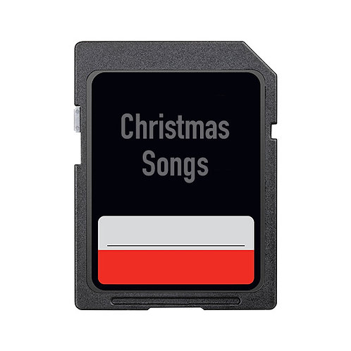 Christmas Songs (SD Card Only)