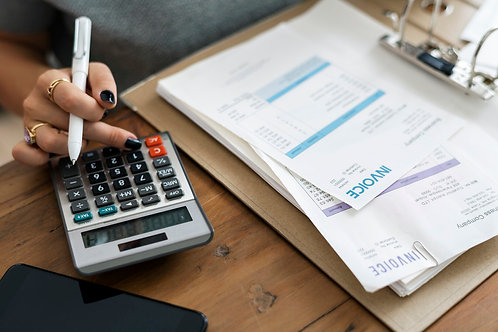 Basic Accounting Certificate - $90