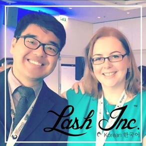 Introducing Lash Inc Korean 한국어