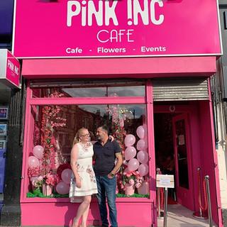 Pink Inc Cafe