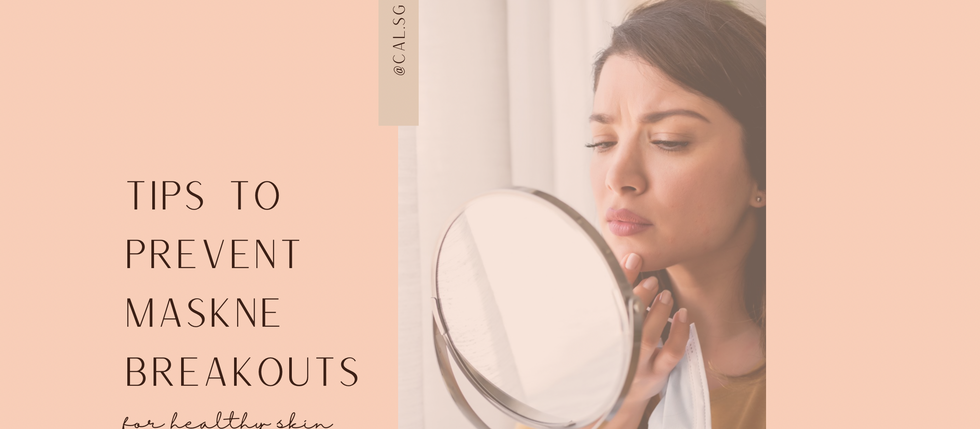 Let's Talk About Maskne & Acne Cures