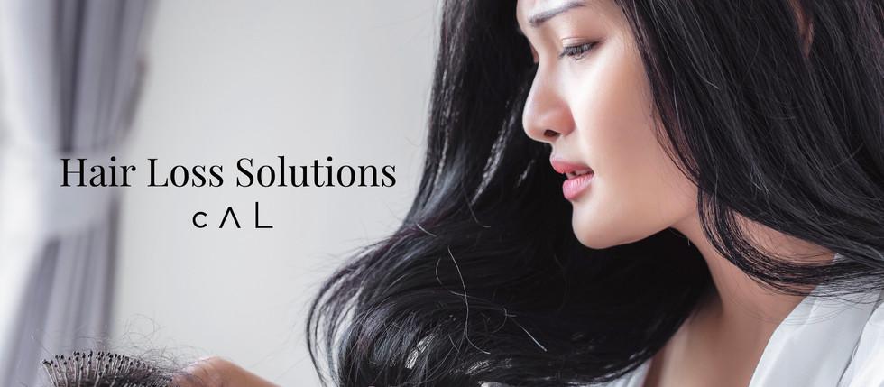 cAL Hair Loss Solution