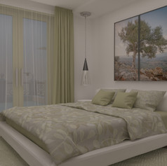 Интериорен дизайн за луксозни къщи на о-в Родос