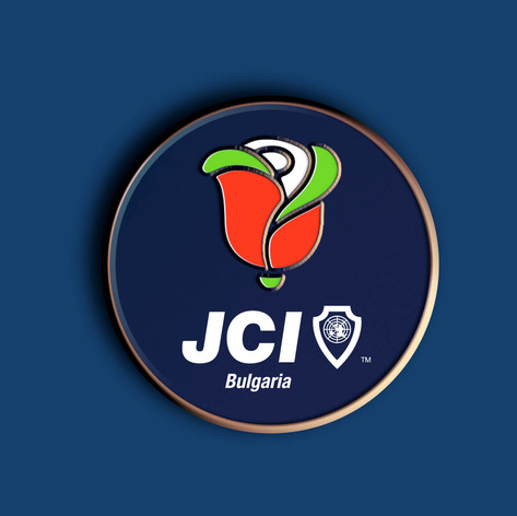 Design for JCI badge