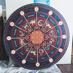 Дизайн за лампа с прабългарски календар