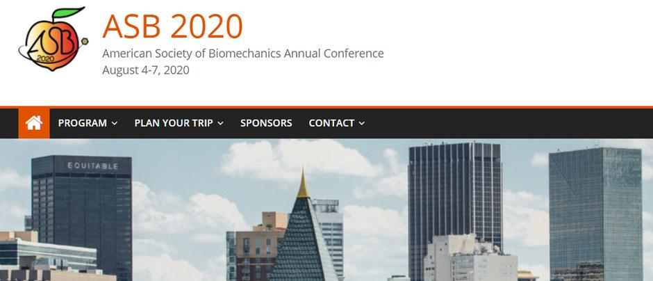 American Society of Biomechanics