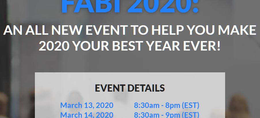 FABI 2020 - Miami