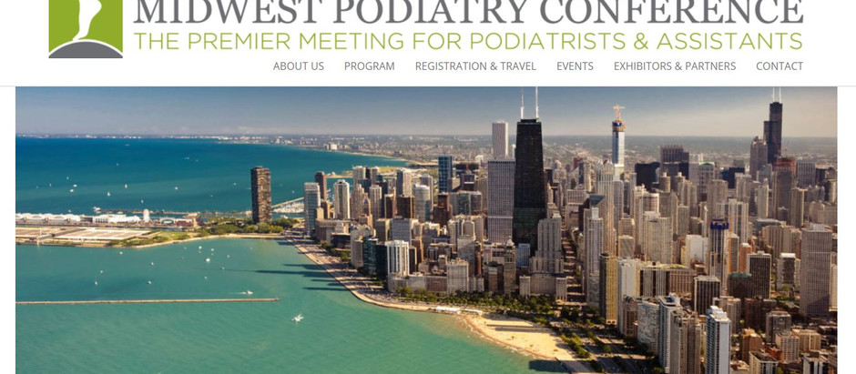 Midwestern Podiatry Conference