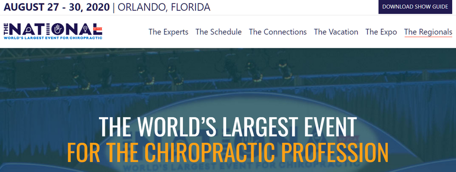 The National Chiropractic Conference