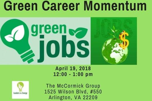 Green Career Momentum
