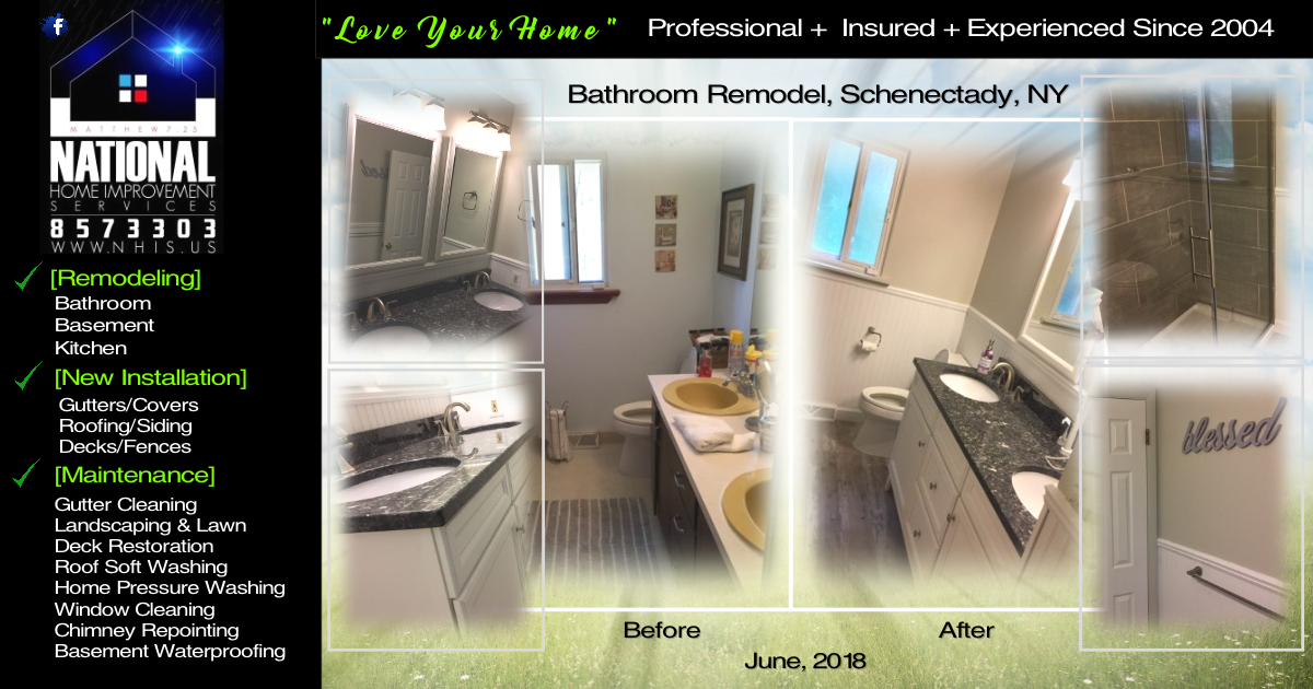 3254 WOODHAVEN BEFORE & AFTER PROFILE