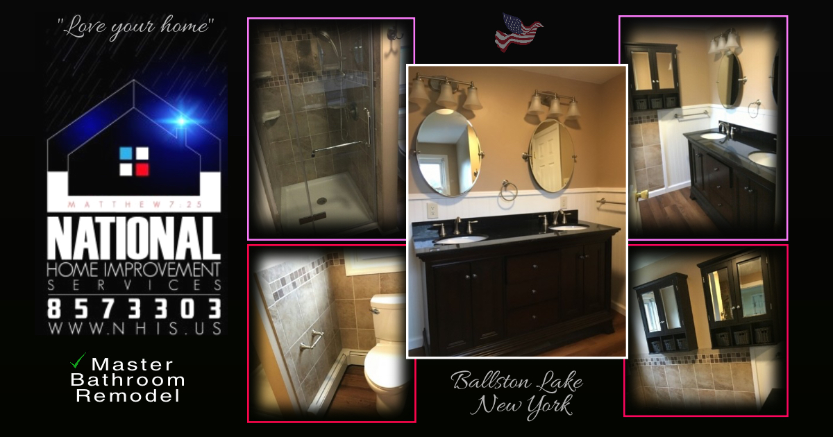 NHIS Master Bathroom Remodel - Ballston
