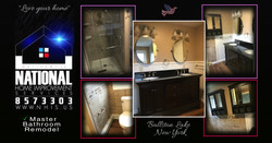 NHIS Master Bathroom Remodel - Ballston