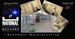 NHIS Basement Restoration - Selkirk, NY.