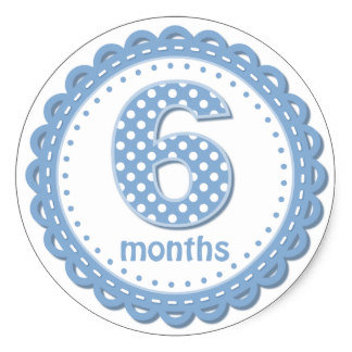 WERBUNG - 6 Monate