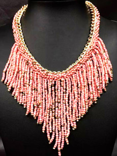 40) Halskette