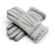 Real cashmere Fur Warm Gloves  79.00€