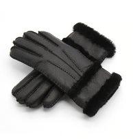 Real cashmere Fur Warm Gloves  79.00