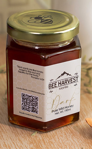 Dark Pure Wild Honey