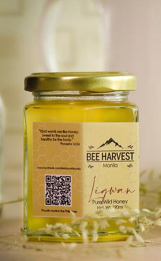 "Light ""Ligwan"" Pure Wild Honey"