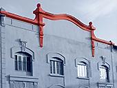 L'agence, bâtiment HEVEA