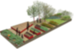 Place du jardinier espaces participatifs