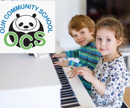 Piano After School: OCS 2nd & 3rd Grades - MONDAYS 2:30pm (14 Classes)