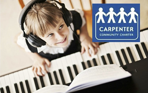 Piano LEVEL 2: Carpenter 3rd, 4th & 5th Gr. WEDNESDAYS 2:30pm (11 Classes)