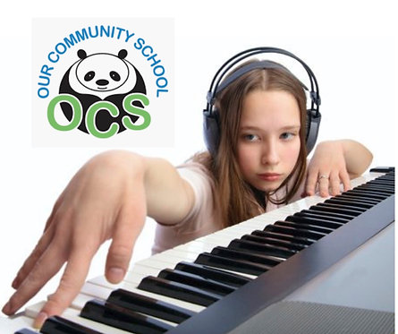 Piano After School: OCS 6th to 8th Grades- WEDNESDAYS 3pm (16 Classes)