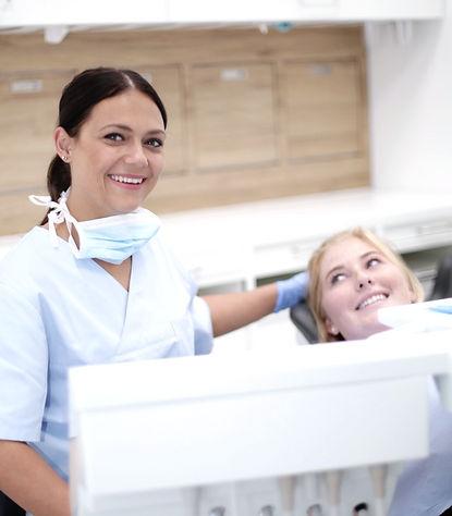 Èquipe hygiène dentaire