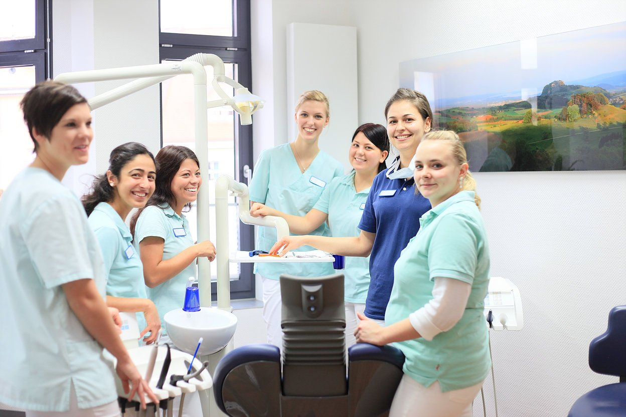 Zahnmedizinische Fachangestellte ZFA