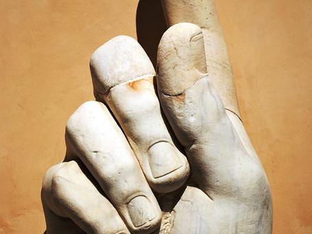 El dedo (I)