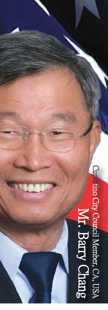 Mr. Barry Chang
