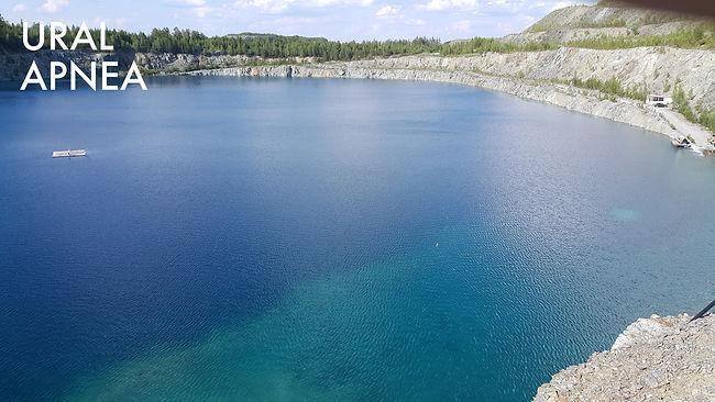 Фридайвинг на Урале | Ural apnea