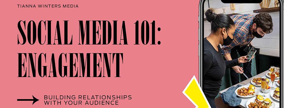 Engagement 101 E-Book