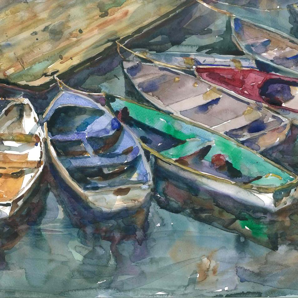 Row Boats 2009.JPG