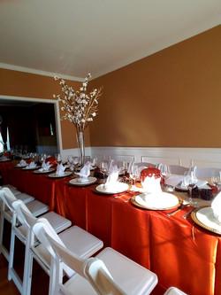 House Reception 2