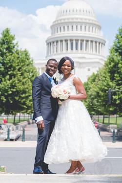 U.S. Capitol Wedding