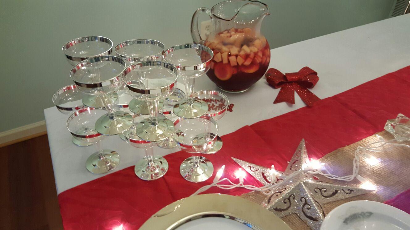 Christmas - Plasticware