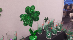 Saint Patrick's Day Table Accent