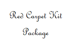 Red Carpet Kit Package