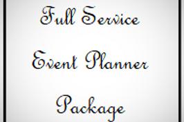Full Service Event Coordinator