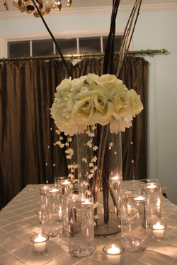 White Roses view