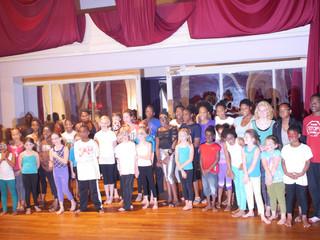D'AIR Aerial Dance Camp
