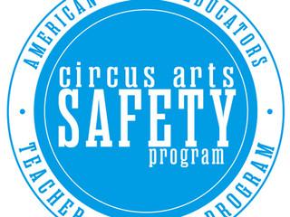 American Circus Educators Recognition!
