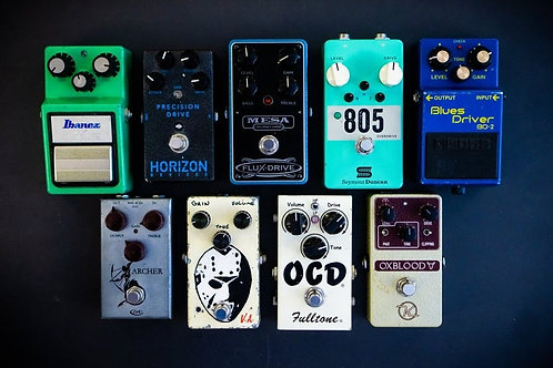 Big Muff Kemper Collection